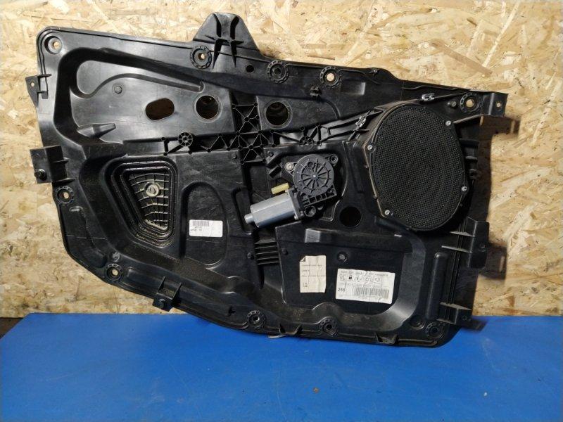 Стеклоподъемник Ford Fusion 2001-2012 передний левый (б/у)