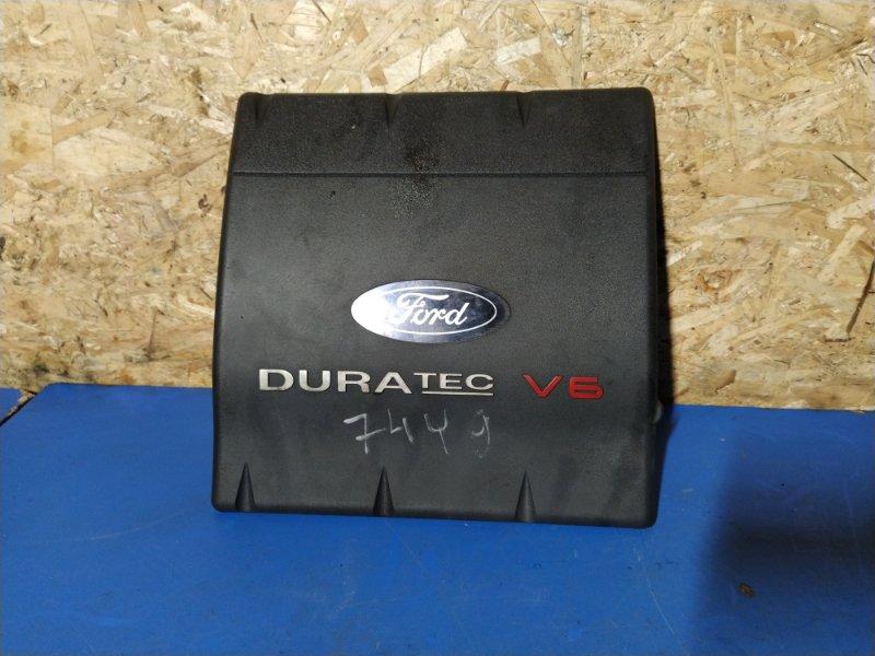 Накладка двигателя декоративная Ford Mondeo 3 (2000-2007) (б/у)