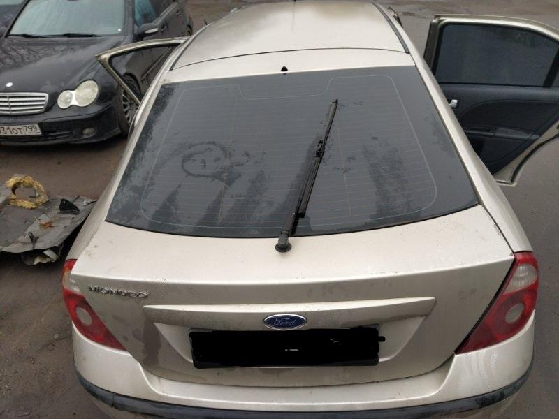 Крышка багажника Ford Mondeo 3 (2000-2007) ХЭТЧБЕК 2.0L DURATEC HE SEFI (145PS) 2003 (б/у)