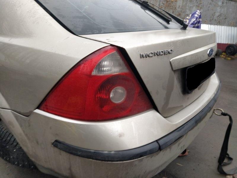 Фонарь задний левый Ford Mondeo 3 (2000-2007) ХЭТЧБЕК 2.0L DURATEC HE SEFI (145PS) 2003 (б/у)