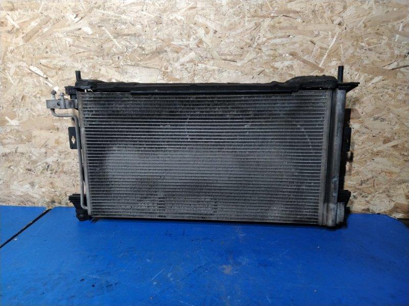 Радиатор охлаждения (основной) Ford Focus 3 (2011>) СЕДАН 1.6L DURATEC TI-VCT (105PS) - SIGMA 2012 (б/у)