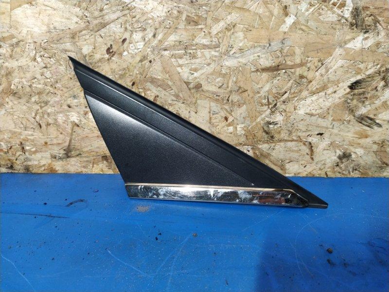 Накладка переднего крыла Ford Focus 3 (2011>) СЕДАН 1.6L DURATEC TI-VCT (105PS) - SIGMA 2012 правая верхняя (б/у)