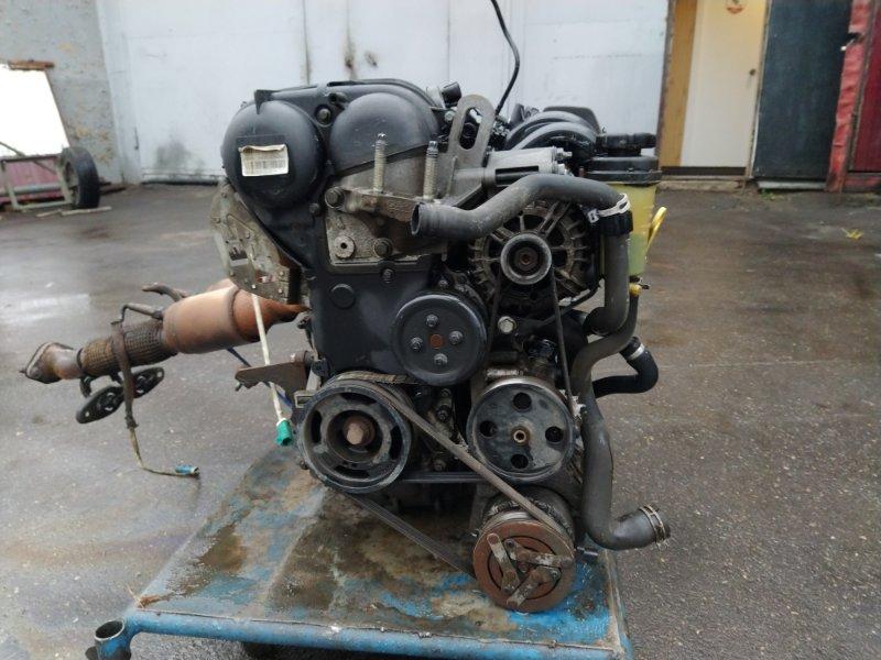 Двигатель (двс) Ford Focus 3 (2011>) СЕДАН 1.6L DURATEC TI-VCT (105PS) - SIGMA 2012 (б/у)