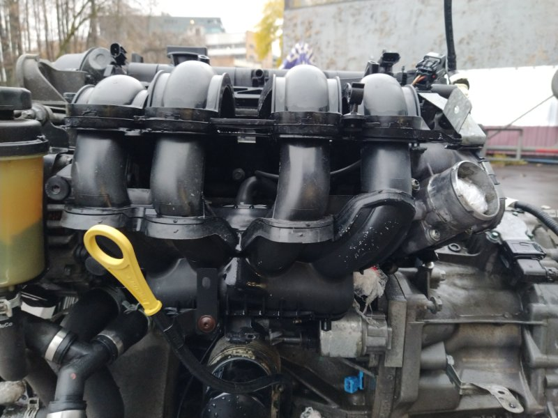 Коллектор впускной Ford Focus 3 (2011>) СЕДАН 1.6L DURATEC TI-VCT (105PS) - SIGMA 2012 (б/у)