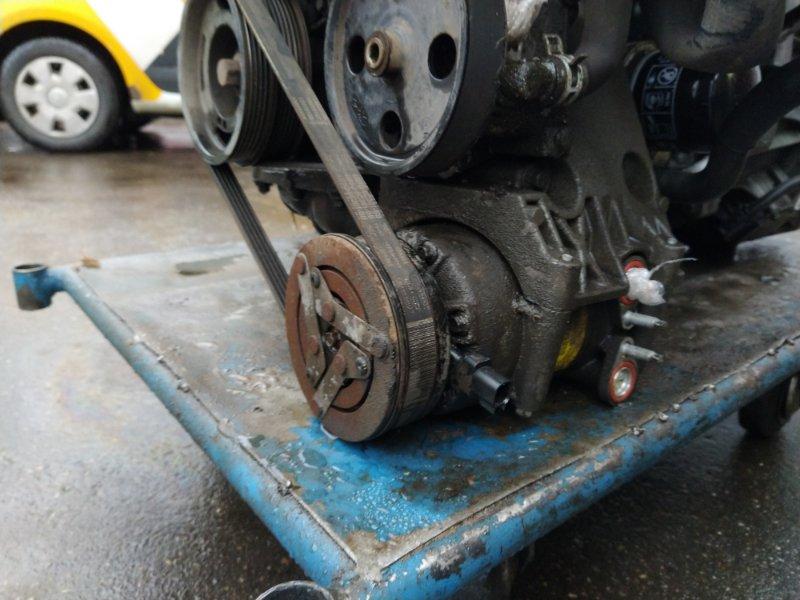 Компрессор кондиционера Ford Focus 3 (2011>) СЕДАН 1.6L DURATEC TI-VCT (105PS) - SIGMA 2012 (б/у)