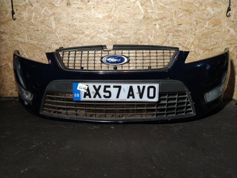 Бампер передний Ford Mondeo 4 (2007-2014) верхний (б/у)