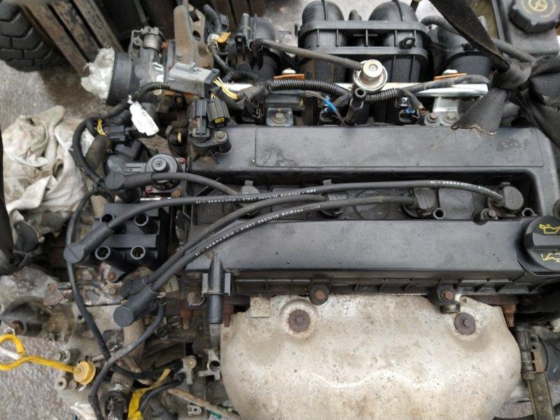Провода высокого напряжения( к-т) Ford Mondeo 3 (2000-2007) ХЭТЧБЕК 2.0L DURATEC HE SEFI (145PS) 2003 (б/у)