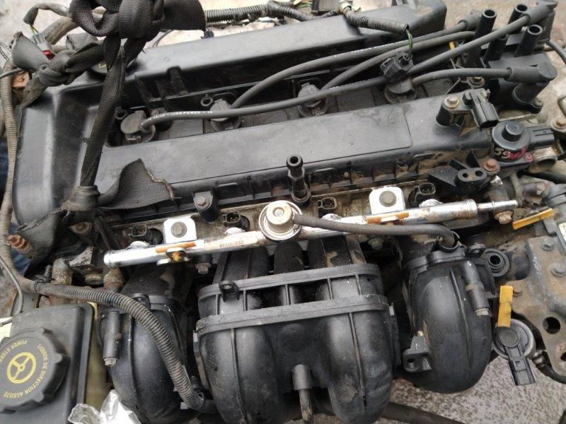 Топливная рампа Ford Mondeo 3 (2000-2007) ХЭТЧБЕК 2.0L DURATEC HE SEFI (145PS) 2003 (б/у)