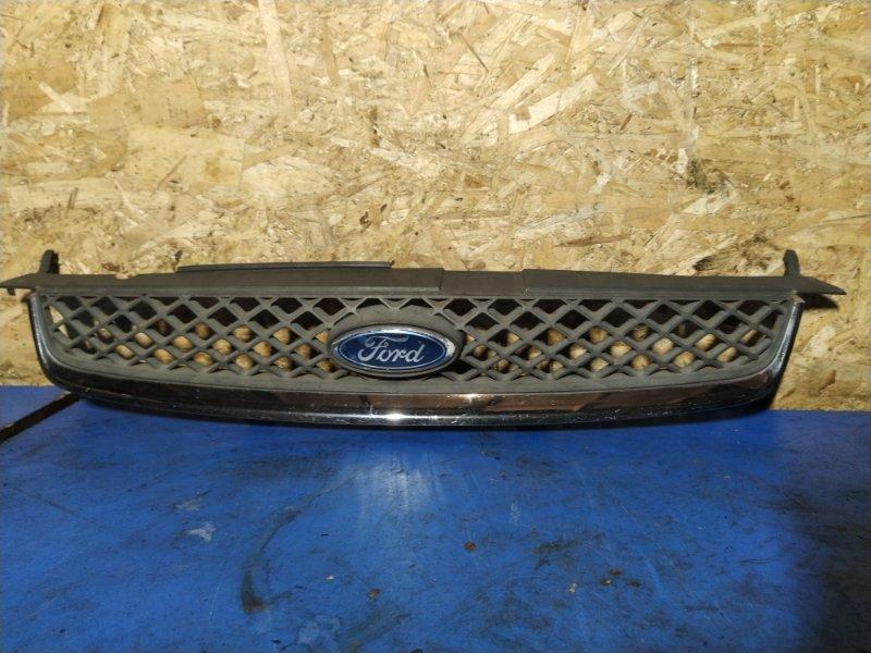 Решетка радиатора Ford Fiesta 2001-2008 (б/у)