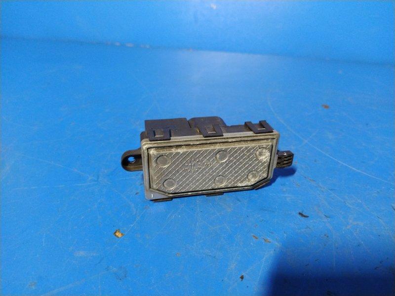 Резистор отопителя Ford S-Max 2006- УНИВЕРСАЛ 2.0L DURATORQ-TDCI (143PS) - DW 2009 (б/у)