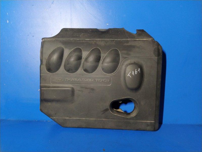 Накладка двигателя декоративная Ford S-Max 2006- УНИВЕРСАЛ 2.0L DURATORQ-TDCI (143PS) - DW 2009 (б/у)