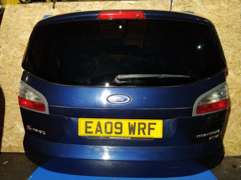 Крышка багажника Ford S-Max 2006- УНИВЕРСАЛ 2.0L DURATORQ-TDCI (143PS) - DW 2009 (б/у)