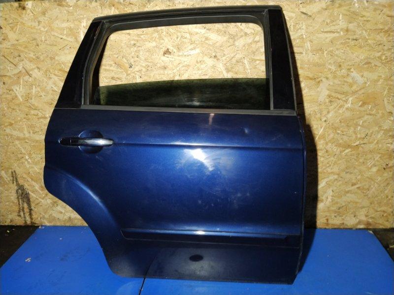 Дверь задняя правая Ford S-Max 2006- УНИВЕРСАЛ 2.0L DURATORQ-TDCI (143PS) - DW 2009 (б/у)
