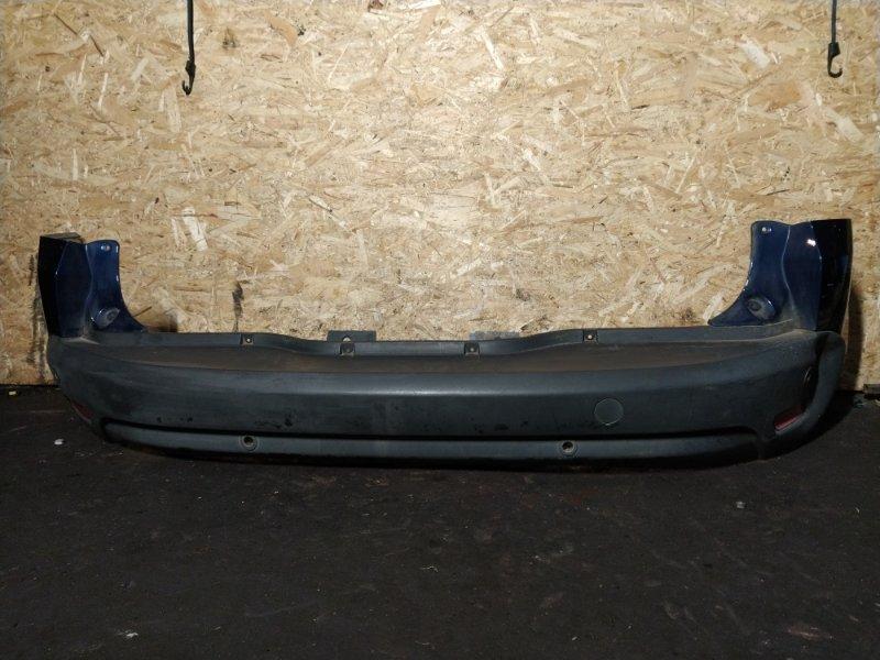Бампер задний Ford S-Max 2006- УНИВЕРСАЛ 2.0L DURATORQ-TDCI (143PS) - DW 2009 (б/у)