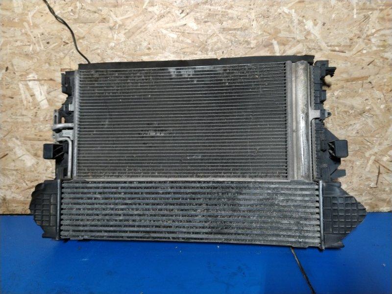 Радиатор охлаждения (основной) Ford S-Max 2006- УНИВЕРСАЛ 2.0L DURATORQ-TDCI (143PS) - DW 2009 (б/у)