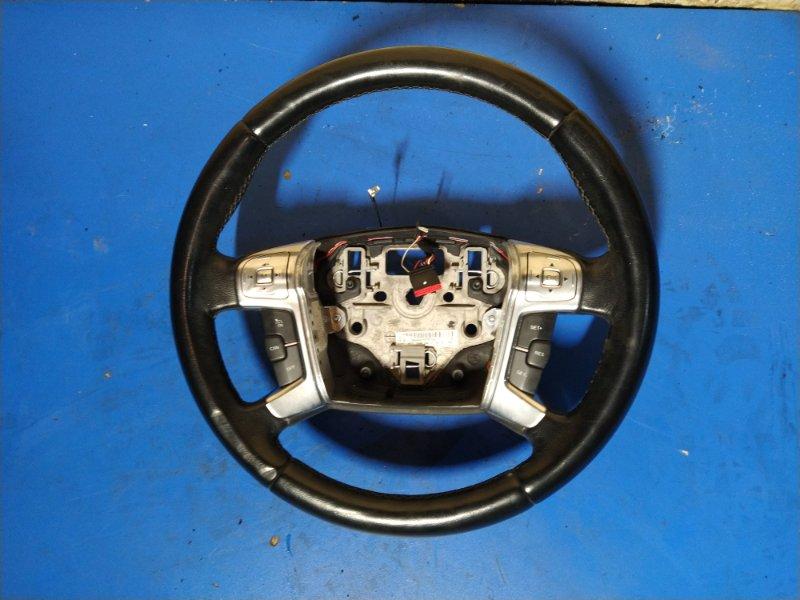 Рулевое колесо в сборе Ford S-Max 2006- УНИВЕРСАЛ 2.0L DURATORQ-TDCI (143PS) - DW 2009 (б/у)