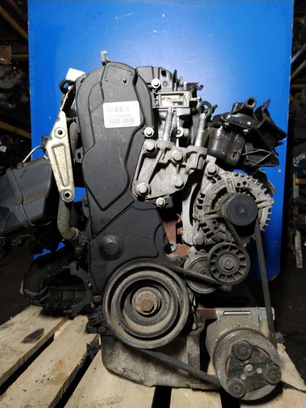Двигатель (двс) Ford S-Max 2006- УНИВЕРСАЛ 2.0L DURATORQ-TDCI (143PS) - DW 2009 (б/у)