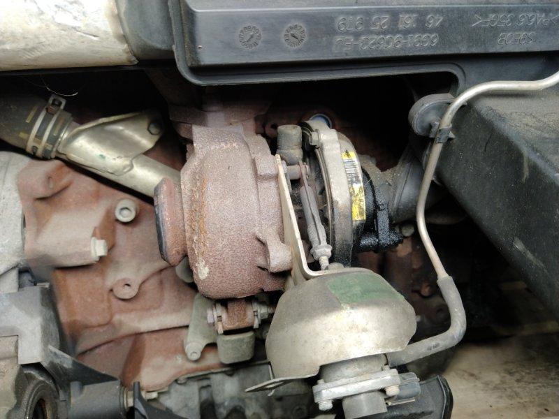 Турбокомпрессор (турбина) Ford S-Max 2006- УНИВЕРСАЛ 2.0L DURATORQ-TDCI (143PS) - DW 2009 (б/у)