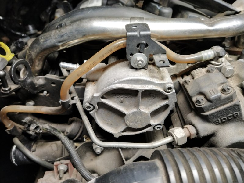 Насос вакуумный Ford S-Max 2006- УНИВЕРСАЛ 2.0L DURATORQ-TDCI (143PS) - DW 2009 (б/у)
