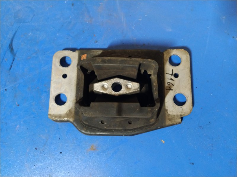 Опора двигателя левая Ford S-Max 2006- УНИВЕРСАЛ 2.0L DURATORQ-TDCI (143PS) - DW 2009 (б/у)