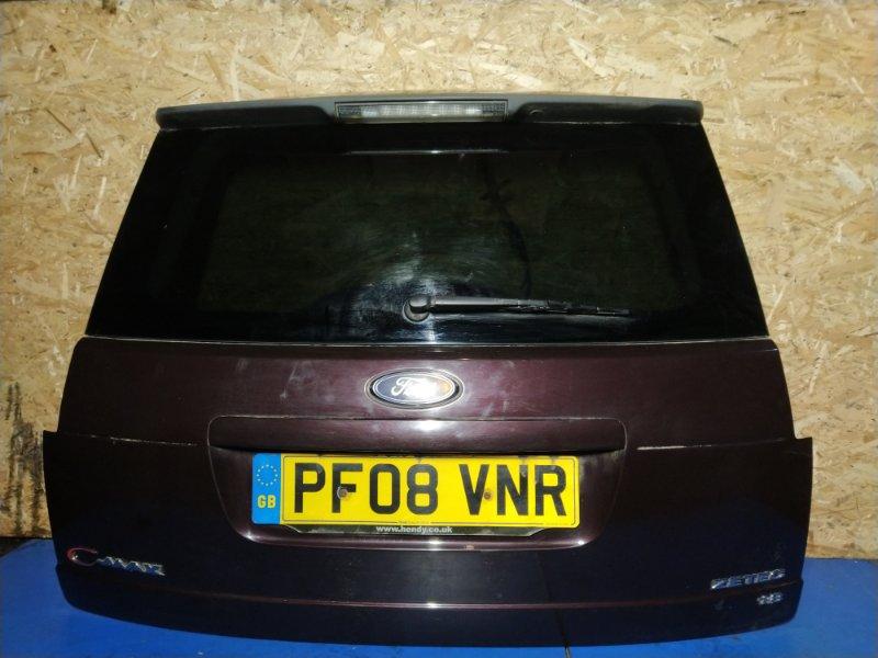 Крышка багажника Ford C-Max 2007-2010 ХЭТЧБЕК 1.8L DURATEC-HE PFI (125PS) 2008 (б/у)