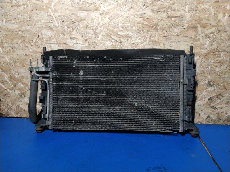 Радиатор охлаждения (основной) Ford C-Max 2007-2010 ХЭТЧБЕК 1.8L DURATEC-HE PFI (125PS) 2008 (б/у)