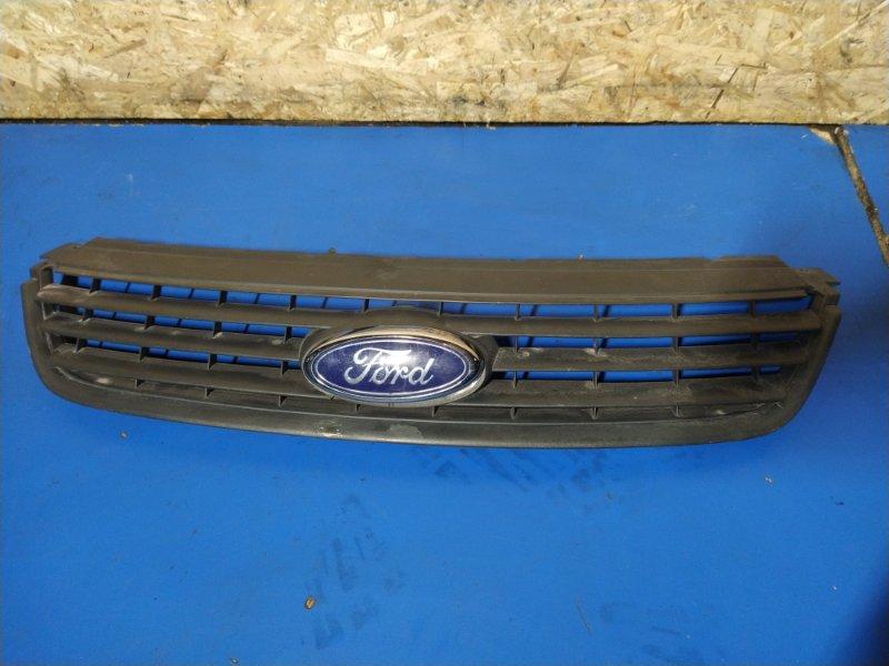 Решетка радиатора Ford C-Max 2007-2010 ХЭТЧБЕК 1.8L DURATEC-HE PFI (125PS) 2008 (б/у)