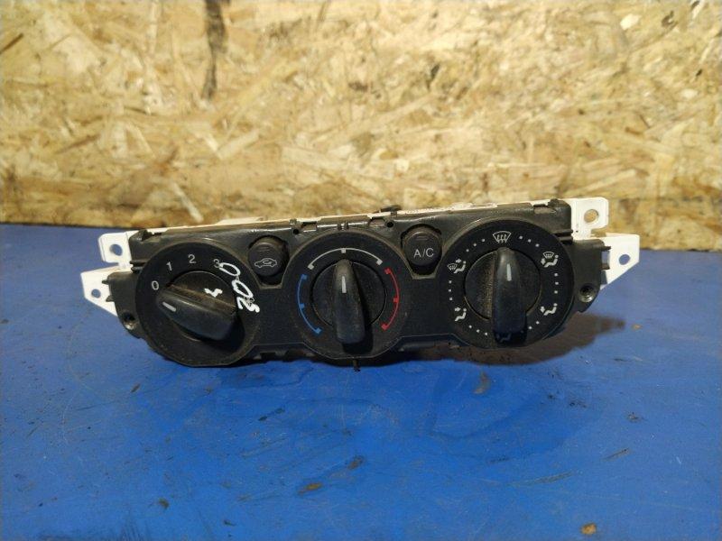 Блок управления отопителем Ford C-Max 2007-2010 ХЭТЧБЕК 1.8L DURATEC-HE PFI (125PS) 2008 (б/у)