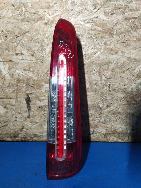 Фонарь задний правый Ford C-Max 2007-2010 ХЭТЧБЕК 1.8L DURATEC-HE PFI (125PS) 2008 (б/у)