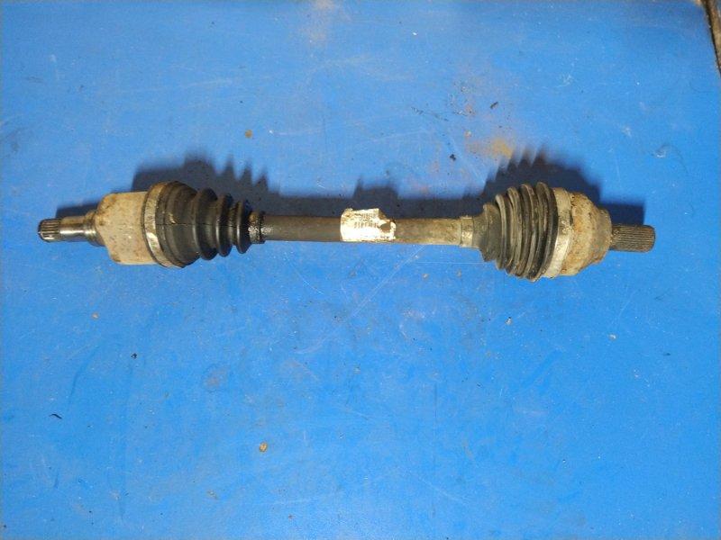 Привод передний левый Ford C-Max 2007-2010 ХЭТЧБЕК 1.8L DURATEC-HE PFI (125PS) 2008 (б/у)
