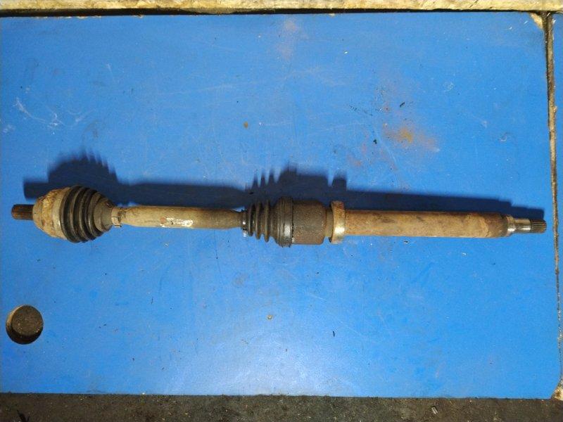 Привод передний правый Ford C-Max 2007-2010 ХЭТЧБЕК 1.8L DURATEC-HE PFI (125PS) 2008 (б/у)