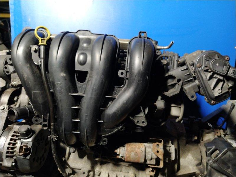 Коллектор впускной Ford C-Max 2007-2010 ХЭТЧБЕК 1.8L DURATEC-HE PFI (125PS) 2008 (б/у)