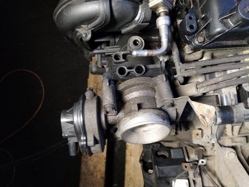 Дроссельная заслонка Ford C-Max 2007-2010 ХЭТЧБЕК 1.8L DURATEC-HE PFI (125PS) 2008 (б/у)