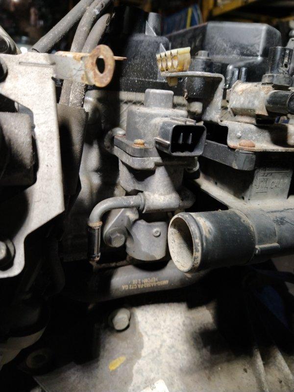 Клапан рецирк. выхлопных газов Ford C-Max 2007-2010 ХЭТЧБЕК 1.8L DURATEC-HE PFI (125PS) 2008 (б/у)