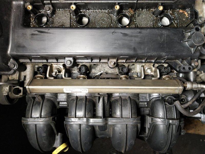 Топливная рампа Ford C-Max 2007-2010 ХЭТЧБЕК 1.8L DURATEC-HE PFI (125PS) 2008 (б/у)