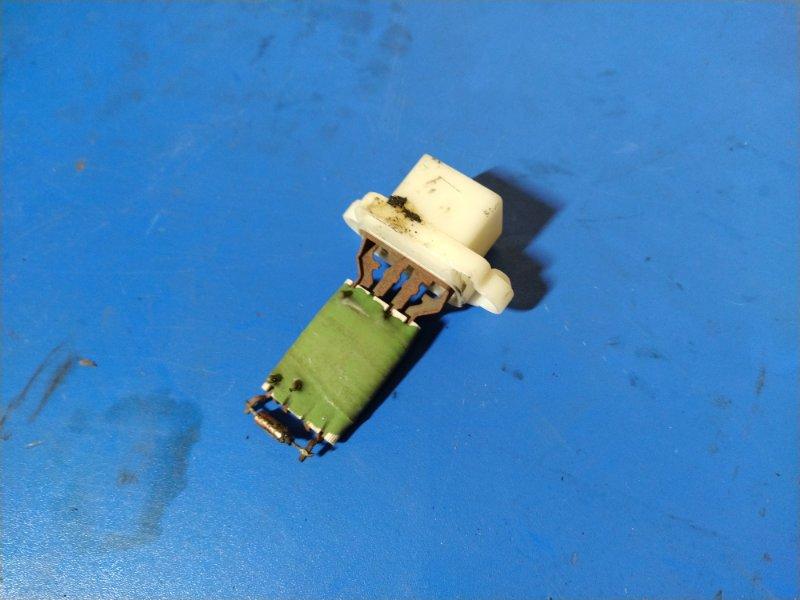 Резистор отопителя Ford C-Max 2007-2010 ХЭТЧБЕК 1.8L DURATEC-HE PFI (125PS) 2008 (б/у)