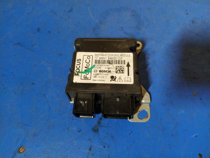 Блок управления air bag Ford Focus 3 (2011>) СЕДАН 1.6L DURATEC TI-VCT (105PS) - SIGMA 2012 (б/у)