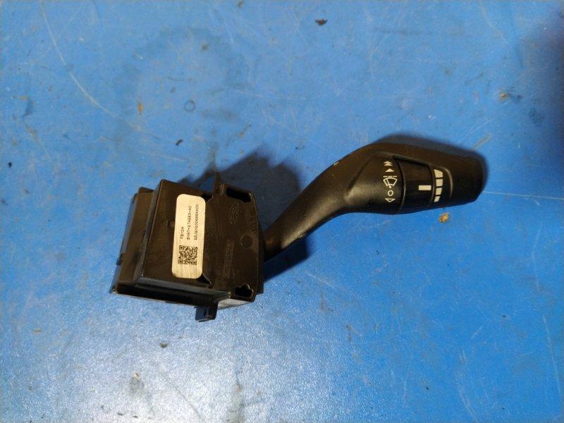 Переключатель стеклоочистителей Ford Focus 3 (2011>) СЕДАН 1.6L DURATEC TI-VCT (105PS) - SIGMA 2012 (б/у)