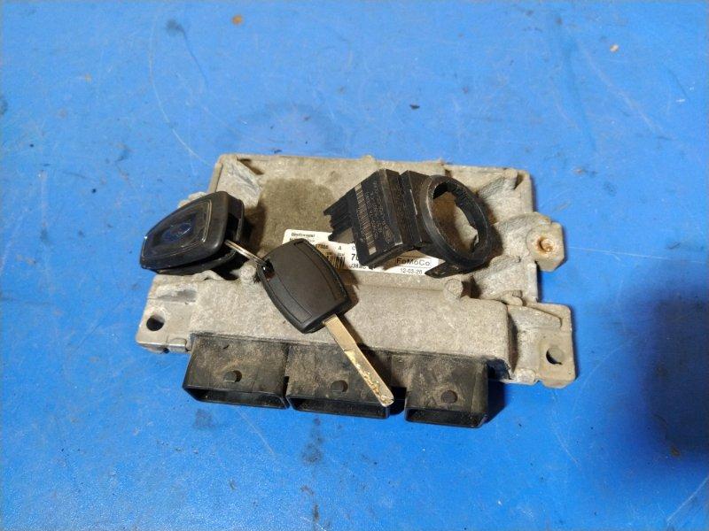 Блок управления двигателем Ford Focus 3 (2011>) СЕДАН 1.6L DURATEC TI-VCT (105PS) - SIGMA 2012 (б/у)