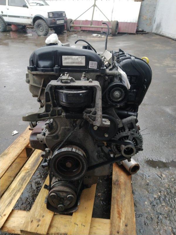 Двигатель (двс) Ford C-Max 2007-2010 ХЭТЧБЕК 1.8L DURATEC-HE PFI (125PS) 2008 (б/у)