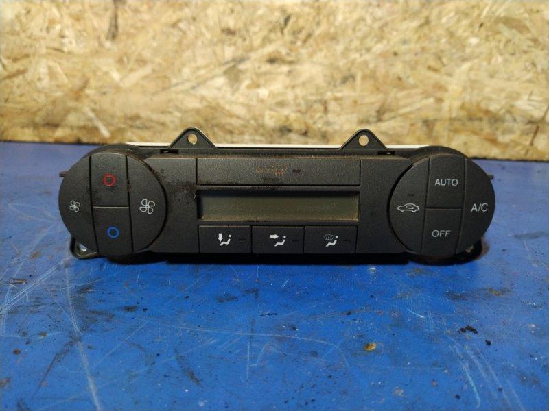 Блок управления климат-контролем Ford Mondeo 3 (2000-2007) ХЭТЧБЕК 2.0L DURATEC HE SEFI (145PS) 2003 (б/у)