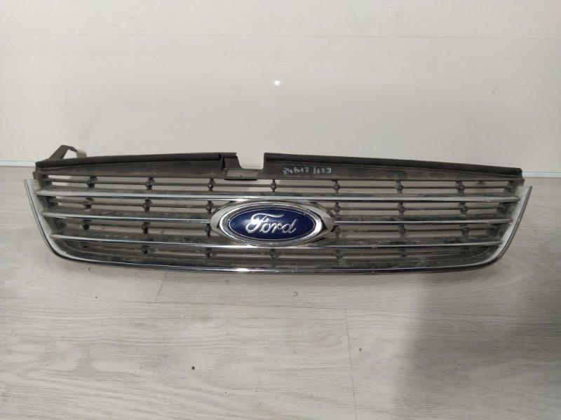 Решетка радиатора Ford Mondeo 4 (2007-2014) (б/у)