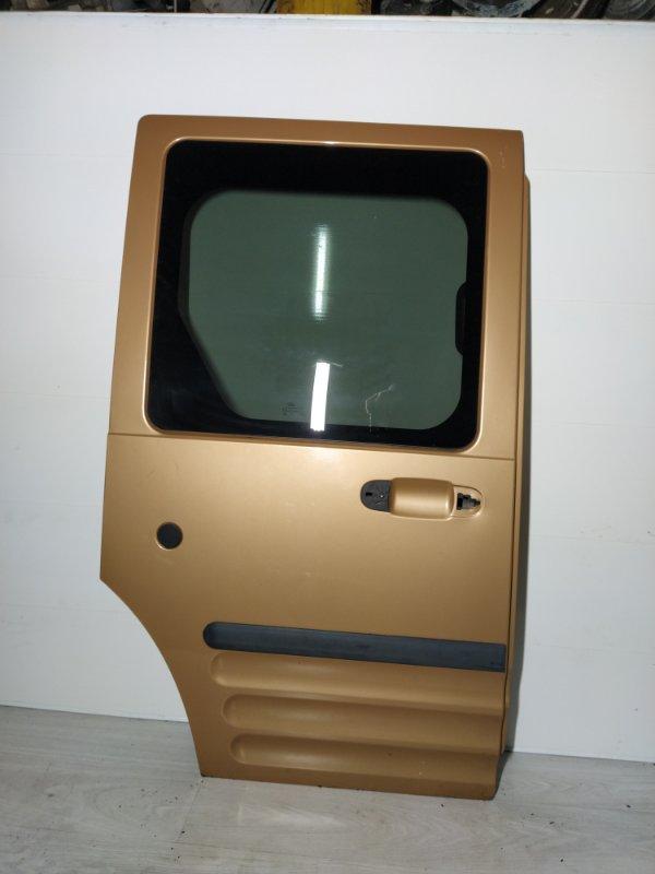 Дверь сдвижная Ford Transit/tourneo Connect (2002-2012) правая (б/у)