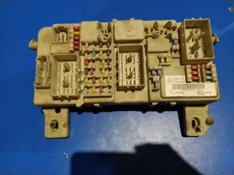 Блок предохранителей салонный Ford Focus 2 2008-2011 (б/у)