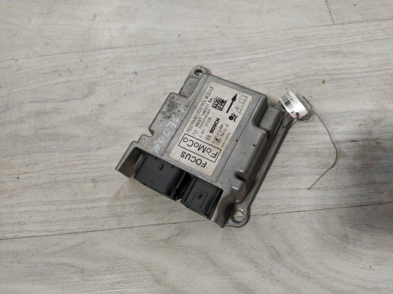 Блок управления air bag Ford Focus 2 2008-2011 (б/у)
