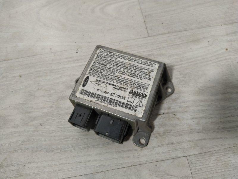 Блок управления air bag Ford Mondeo 3 (2000-2007) (б/у)