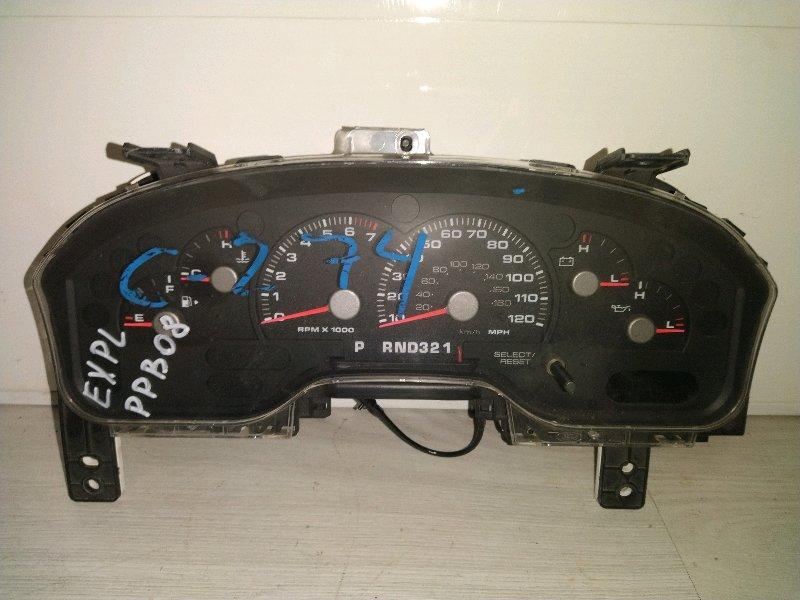 Панель приборов Ford Explorer (2001- 2011) (б/у)