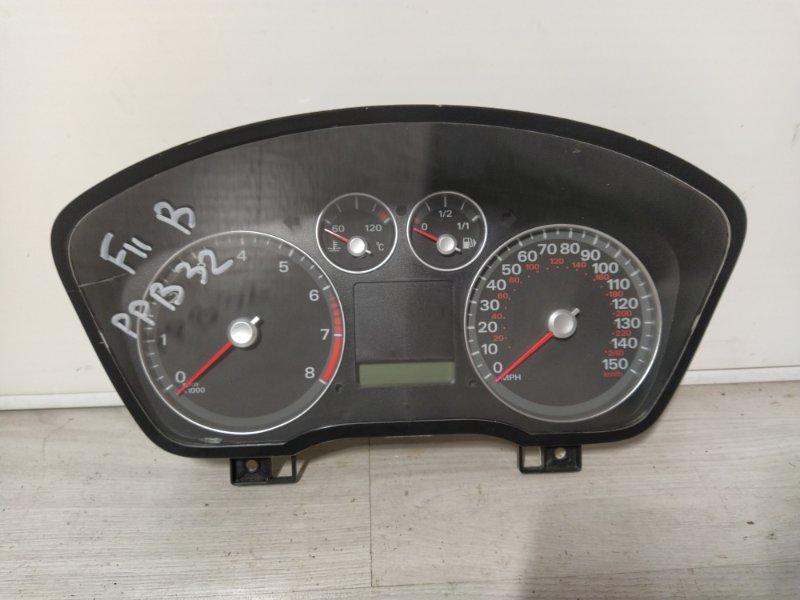 Панель приборов Ford Focus 2 2004-2008 (б/у)