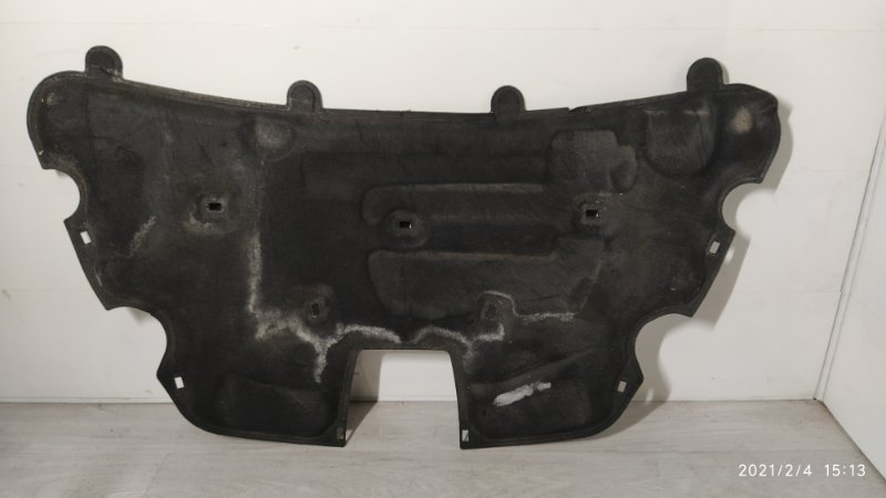 Шумоизоляция капота Ford Focus 2 2008-2011 (б/у)