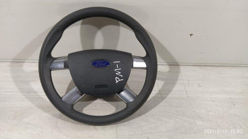 Рулевое колесо в сборе Ford Focus 2 2008 - 2011 (б/у)